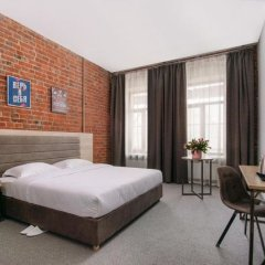 Гостиница Кустос Цветной комната для гостей фото 2