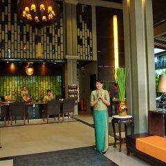 Отель Ananta Burin Resort Таиланд, Ао Нанг - 1 отзыв об отеле, цены и фото номеров - забронировать отель Ananta Burin Resort онлайн интерьер отеля