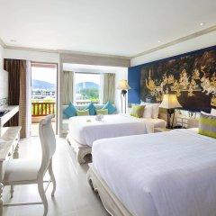 Отель Novotel Phuket Resort комната для гостей фото 4