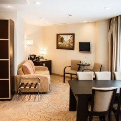 Гостиница Ривьера комната для гостей фото 5