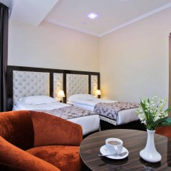 Отель Дискавери отель Кыргызстан, Бишкек - отзывы, цены и фото номеров - забронировать отель Дискавери отель онлайн комната для гостей фото 2