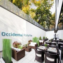 Отель Occidental Praha Five Чехия, Прага - 11 отзывов об отеле, цены и фото номеров - забронировать отель Occidental Praha Five онлайн спортивное сооружение