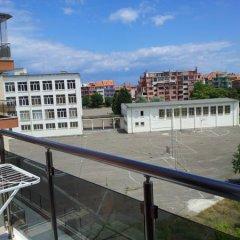 Отель Apostolovi Apartments Болгария, Поморие - отзывы, цены и фото номеров - забронировать отель Apostolovi Apartments онлайн балкон