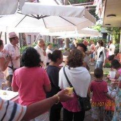 Отель Marselli Италия, Римини - отзывы, цены и фото номеров - забронировать отель Marselli онлайн помещение для мероприятий фото 2
