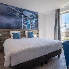 Отель Velotel Brugge Бельгия, Брюгге - отзывы, цены и фото номеров - забронировать отель Velotel Brugge онлайн комната для гостей фото 2