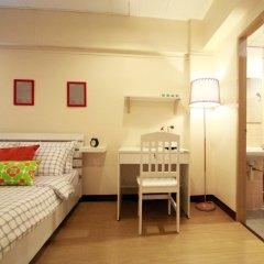 Отель BB Home Таиланд, Бангкок - отзывы, цены и фото номеров - забронировать отель BB Home онлайн комната для гостей