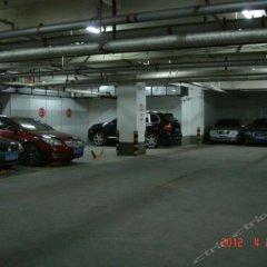 Отель Jiahe Business Сиань парковка