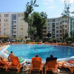 Отель Yassen Болгария, Солнечный берег - отзывы, цены и фото номеров - забронировать отель Yassen онлайн бассейн фото 3