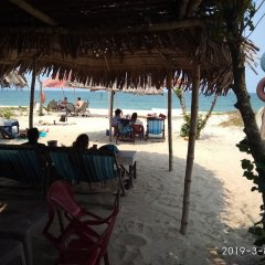 Отель Ha My Beach Homestay Hoi An пляж