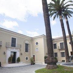 Отель Villa Jerez Испания, Херес-де-ла-Фронтера - отзывы, цены и фото номеров - забронировать отель Villa Jerez онлайн вид на фасад