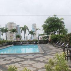 Отель The Pearl Manila Hotel Филиппины, Манила - отзывы, цены и фото номеров - забронировать отель The Pearl Manila Hotel онлайн бассейн фото 2