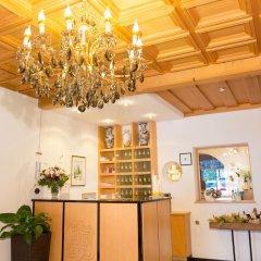 Отель Gruberhof Италия, Меран - отзывы, цены и фото номеров - забронировать отель Gruberhof онлайн интерьер отеля фото 2