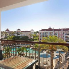 Отель Hilton Vilamoura As Cascatas Golf Resort & Spa балкон