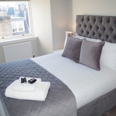 Апартаменты Dreamhouse Apartments Glasgow St Vincent Street комната для гостей
