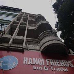 Отель Hanoi Friends Inn & Travel бассейн