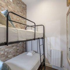 Отель City Centre Apartment - 3BD - 2BT - WIFI Испания, Мадрид - отзывы, цены и фото номеров - забронировать отель City Centre Apartment - 3BD - 2BT - WIFI онлайн ванная