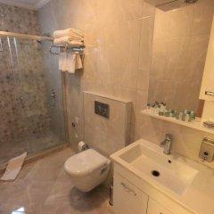 Tuzla Hill Suites Турция, Стамбул - отзывы, цены и фото номеров - забронировать отель Tuzla Hill Suites онлайн ванная
