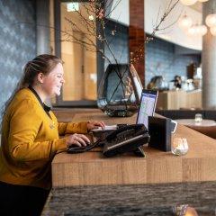 Отель Pontsteiger Нидерланды, Амстердам - отзывы, цены и фото номеров - забронировать отель Pontsteiger онлайн интерьер отеля