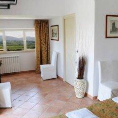 Отель Tenuta Di Pietra Porzia комната для гостей фото 3