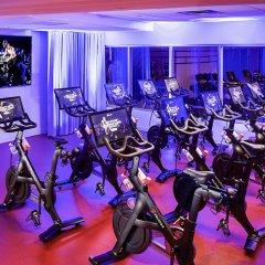 Отель Sheraton New York Times Square США, Нью-Йорк - 1 отзыв об отеле, цены и фото номеров - забронировать отель Sheraton New York Times Square онлайн фитнесс-зал фото 3