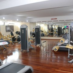 Saro Maria Hotel in Addis Ababa, Ethiopia from 135$, photos, reviews - zenhotels.com fitness facility photo 2