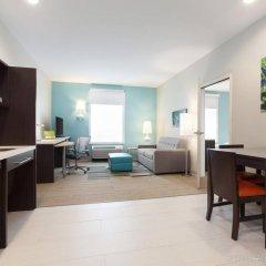 Отель Home2 Suites by Hilton Amarillo США, Амарилло - отзывы, цены и фото номеров - забронировать отель Home2 Suites by Hilton Amarillo онлайн комната для гостей фото 2