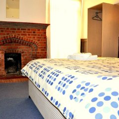 Отель Heathrow Lodge Великобритания, Лондон - 2 отзыва об отеле, цены и фото номеров - забронировать отель Heathrow Lodge онлайн комната для гостей фото 5