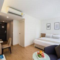 Aster Hotel And Residence 4* Улучшенный номер фото 2