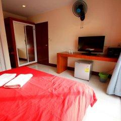 Отель Walking Street Guest House удобства в номере фото 2