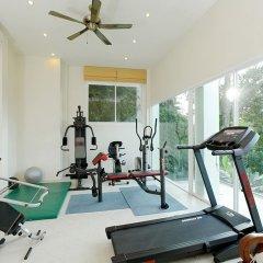 Отель Patong Hill Estate 8 Патонг фитнесс-зал