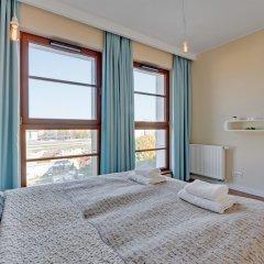 Апартаменты Downtown Apartments - Nowa Motlawa комната для гостей фото 4