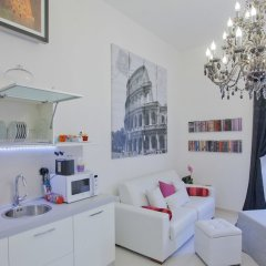 Отель Rental In Rome Parma питание