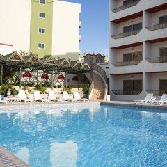 The San Anton Hotel бассейн