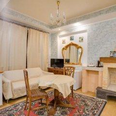 Гостиница Замок Домодедово комната для гостей фото 3