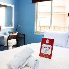 Отель Nida Rooms Silom 19 Orchid Residence At The Mix Silom Бангкок комната для гостей фото 2