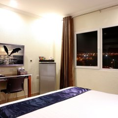 Отель Queens Hotel Филиппины, Пампанга - отзывы, цены и фото номеров - забронировать отель Queens Hotel онлайн комната для гостей фото 3