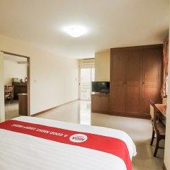 Отель NIDA Rooms Room Thetavee Suan Luang удобства в номере фото 2