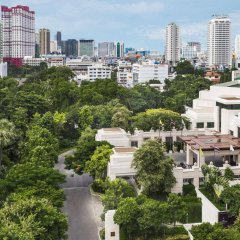 Siam Kempinski Hotel Bangkok балкон
