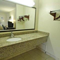 Отель Motel 6 Washington DC Convention Center ванная фото 2