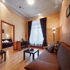 Гостиница ГородОтель на Казанском Стандартный номер с двуспальной кроватью фото 11