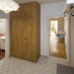 Апартаменты New Town - Apple Apartments ванная