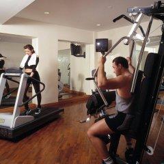 Hotel De La Ville фитнесс-зал