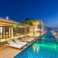 The Marina Phuket Hotel бассейн фото 2