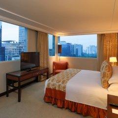 Отель Mexico City Marriott Reforma Hotel Мексика, Мехико - отзывы, цены и фото номеров - забронировать отель Mexico City Marriott Reforma Hotel онлайн комната для гостей фото 2