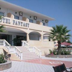 Fantasy Hotel - All Inclusive вид на фасад фото 2