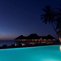 Отель Medhufushi Island Resort бассейн