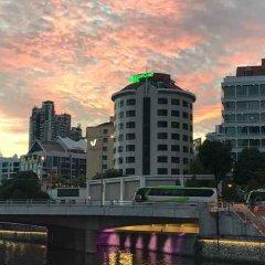 Отель Robertson Quay Hotel Сингапур, Сингапур - отзывы, цены и фото номеров - забронировать отель Robertson Quay Hotel онлайн фото 5