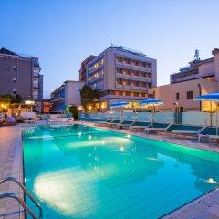Hotel Ras Гаттео-а-Маре бассейн фото 3