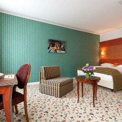 Отель Grand Hotel Mercure Biedermeier Wien Австрия, Вена - 4 отзыва об отеле, цены и фото номеров - забронировать отель Grand Hotel Mercure Biedermeier Wien онлайн комната для гостей фото 3