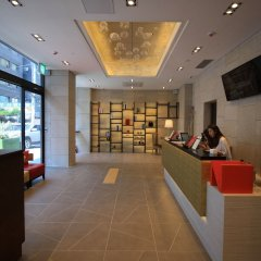 SEOUL N HOTEL Dongdaemun интерьер отеля